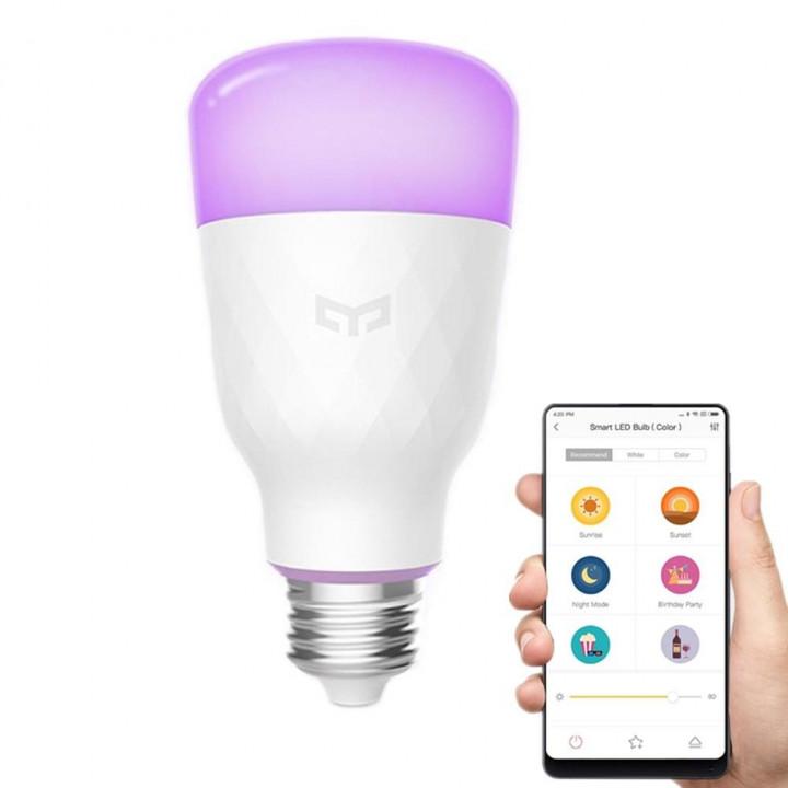 Лампочка Xiaomi Yeelight Smart Led Bulb Color White YLDP06YL