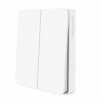 Выключатель Xiaomi Yeelight Smart Switch YLKG13YL (2 кнопки)