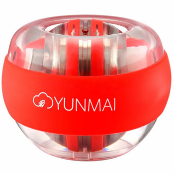 Xiaomi Yunmai Gyroscopic Wrist Trainer Powerball красный