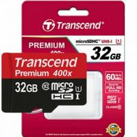 Карта памяти Transcend microSD 32 GB