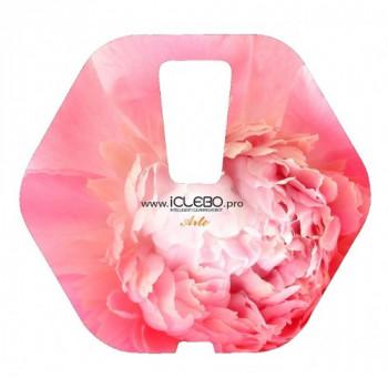"""Защитная виниловая наклейка с Авторским дизайном """"Flover""""  для пылесоса iClebo Arte от магазина iClebo.pro"""