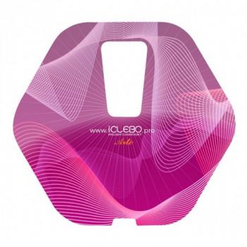 """Защитная виниловая наклейка с Авторским дизайном """"Shine"""" для пылесоса iClebo Arte от магазина iClebo.pro"""