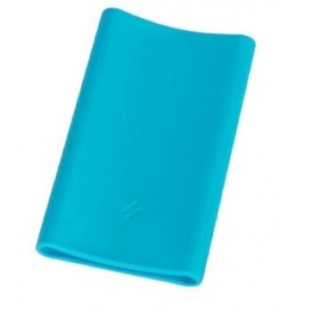 Силиконовый чехол для Xiaomi Power bank 2C (голубой)
