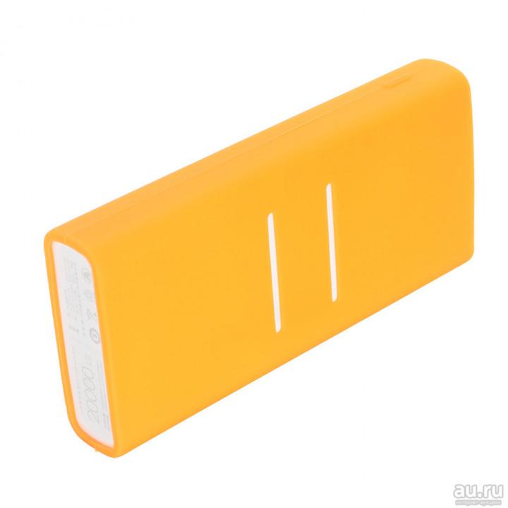 Защитный чехол для Xiaomi Power bank 2C (оранжевый)