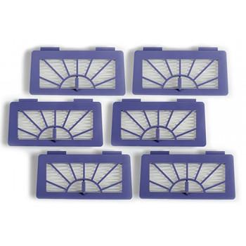 Антибактериальный НЕРА-фильтр для пылесосов Neato XV 6шт