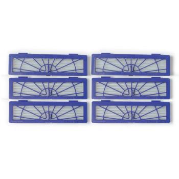 Антибактериальный НЕРА-фильтр для пылесосов Neato BOTVAC 6шт