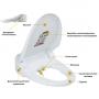 Электронная крышка биде SensPa UB-7035 RL/RS/RU (длинная/короткая/круглая)