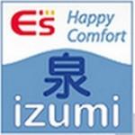 Электронные крышки биде от Южнокорейской компании IZUMI