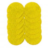Комплект желтых салфеток для Hobot 188, Hobot 168, Hobot 198 (12 штук)