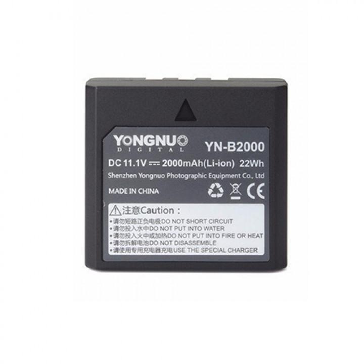 Аккумулятор YongNuo YN-B2000 для YN686EX-RT