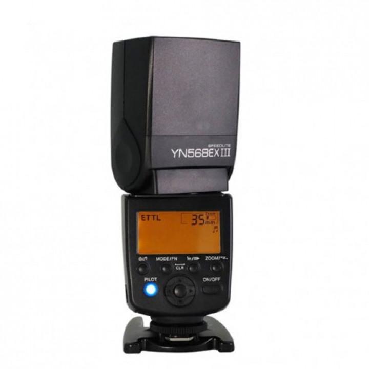 Фотовспышка YongNuo YN-568EX III Speedlite for Canon