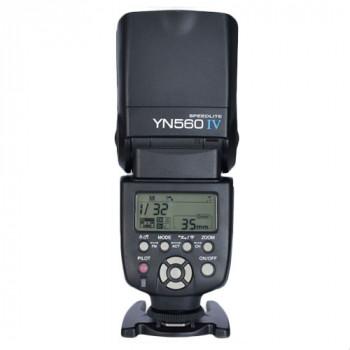 YongNuo Speedlite YN-560IV для Canon/Nikon/Pentax/Olympus/Sony