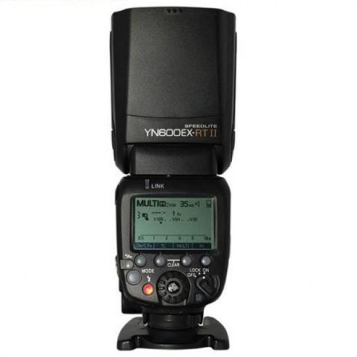 Фотовспышка YongNuo Speedlite YN-600EX-RT II for Canon