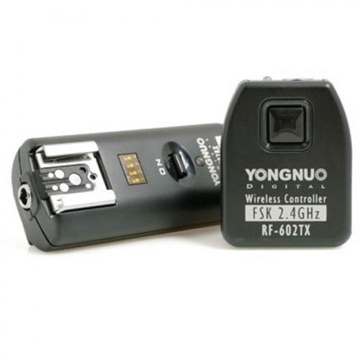 Радиосинхронизатор YongNuo RF-602C для Canon