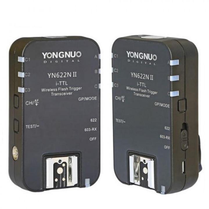 Радиосихронизатор YongNuo YN-622N II TTL для Nikon