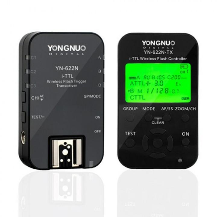 Радиосинхронизатор YongNuo YN-622N KIT для Nikon