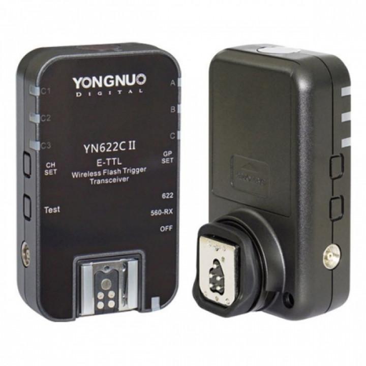Радиосинхрнизатор YongNuo YN-622C II TTL для Canon