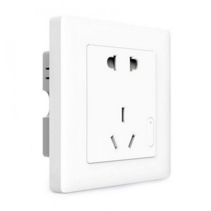 Aqara ZigBee Smart Wall Socket QBCZ11LM
