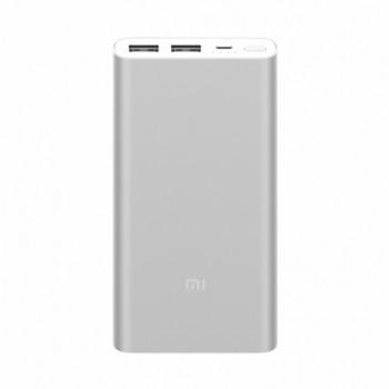 Xiaomi Mi Power Bank 2S 10000 серебристый