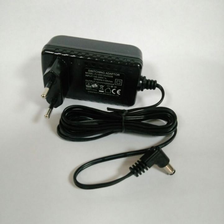 Сетевой адаптер 12V2A 220V для YN300III, 300Air , YN160III, YN216,  YN1410, YN168, YN360, YN608