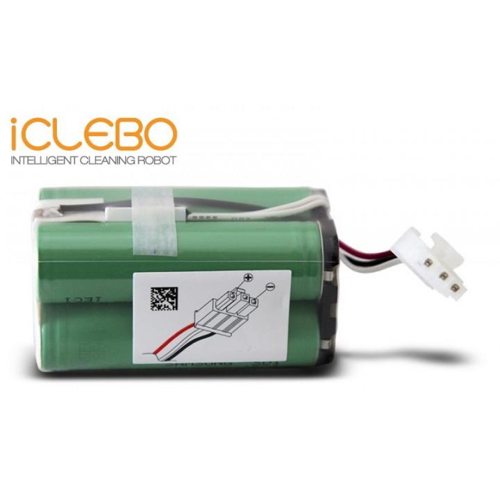 Аккумулятор для iCLEBO A3, Arte и Pop