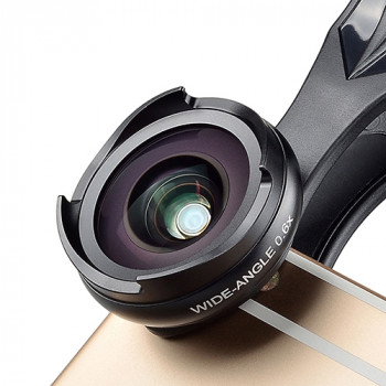 APL-0610WM 0.6x wide angle lens + 10x macro lens
