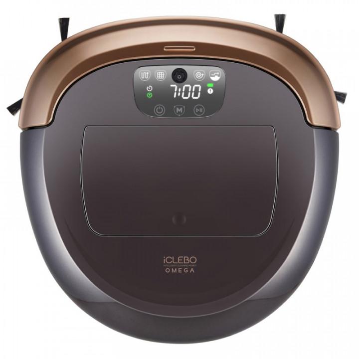 Робот-пылесос iClebo Omega Gold