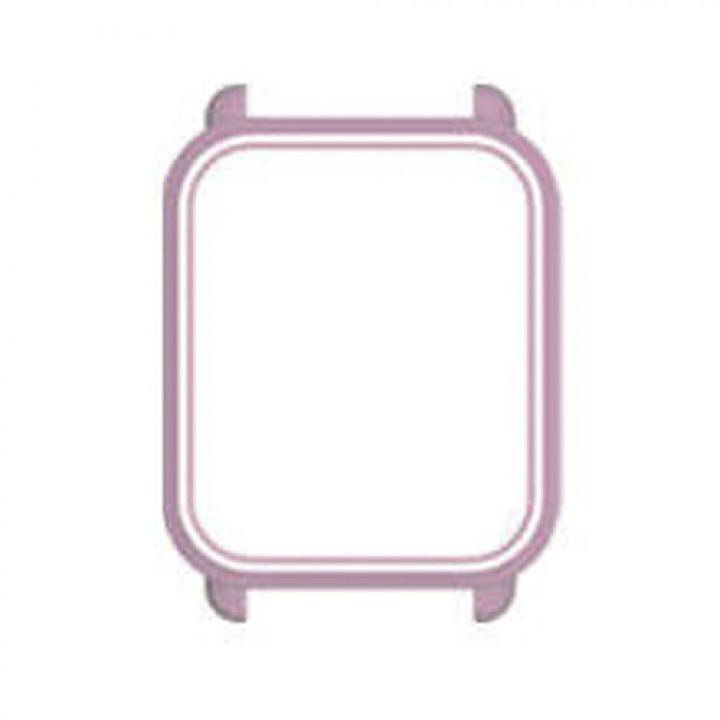 Крышка чехол (бампер) для Amazfit Bip розовое золото