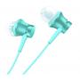 Стерео-наушники Xiaomi Mi Piston Fresh Bloom голубые