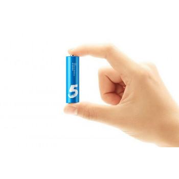 Батарейка алкалиновая Xiaomi (Mi) ZMI Rainbow ZI5 типа AA
