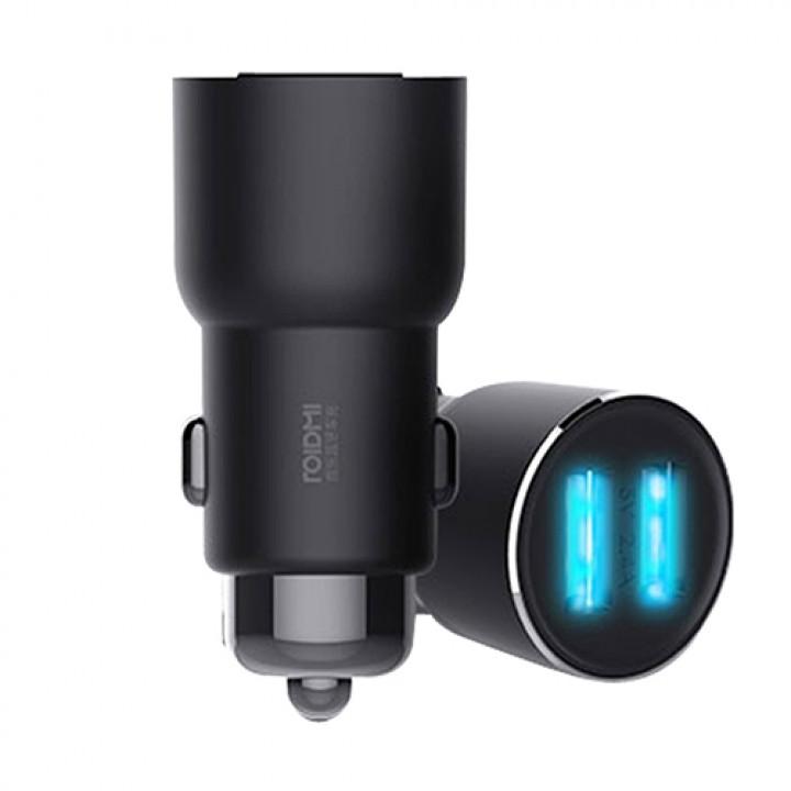 Roidmi 3S Music Bluetooth Car Charge BFQ04RM Black (GDS4074RT)