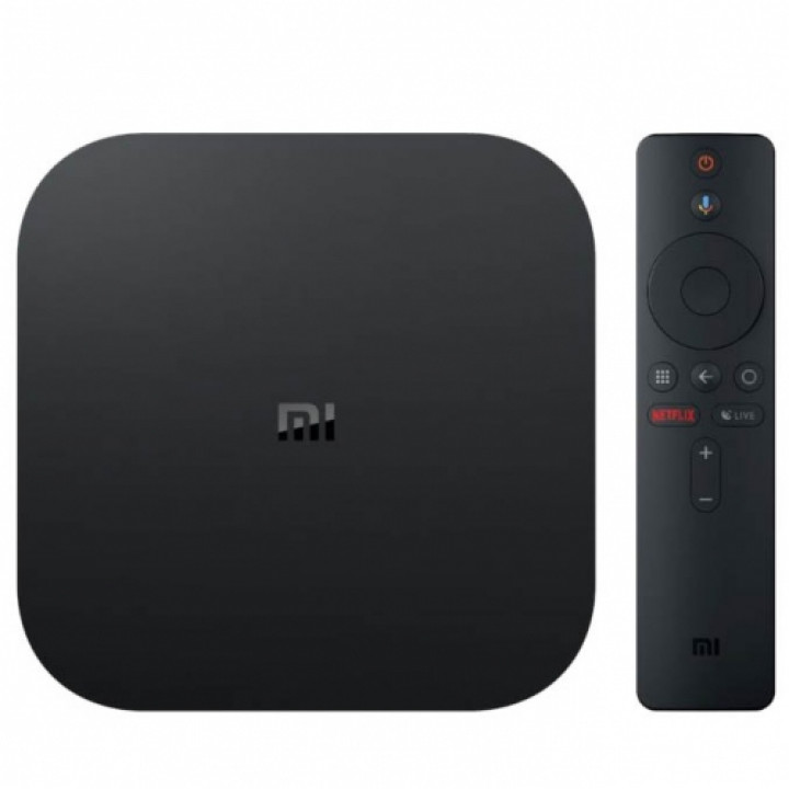 ТВ-приставка Xiaomi Mi Box S (международная версия)