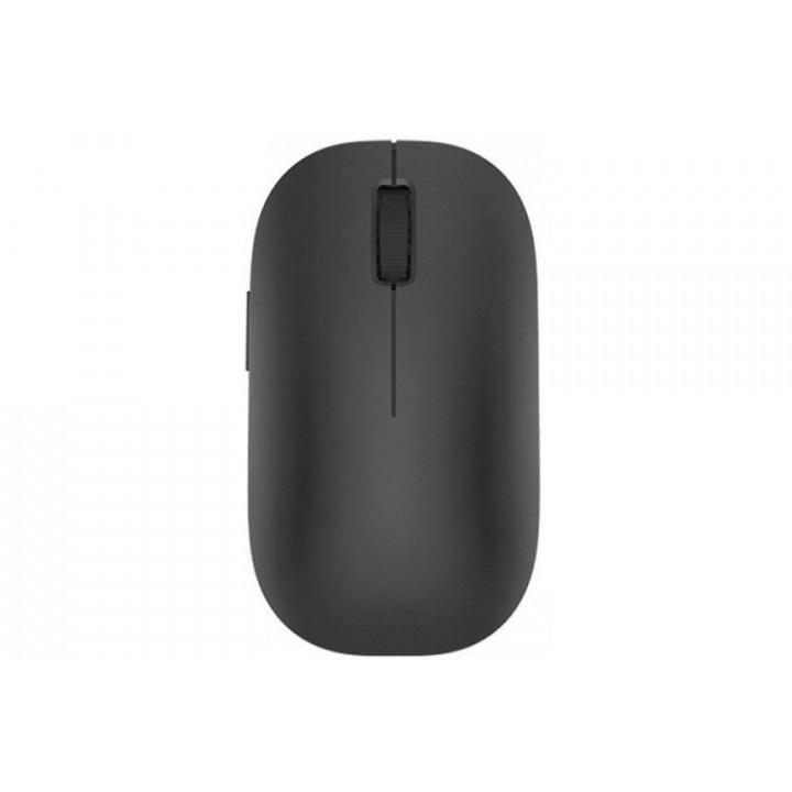 Компьютерная мышь Xiaomi Mi Wireless Mouse USB (WSB01TM) чёрный