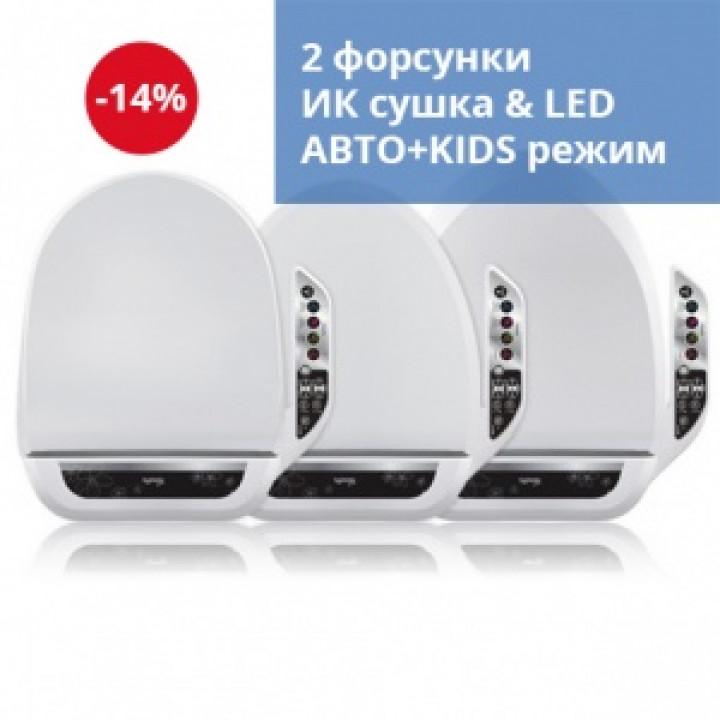 Электронная крышка биде SensPa JK-800 (WS/WL/WU)