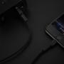 Кабель USB/Lightning Xiaomi ZMI MFi 200 см (AL833) чёрный