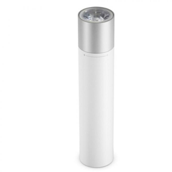 Внешний аккумулятор Xiaomi Flashlight Power Bank 3350