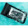 Водонепроницаемый чехол для смартфона Xiaomi Guildford Waterproof bag 220 x 105mm черный