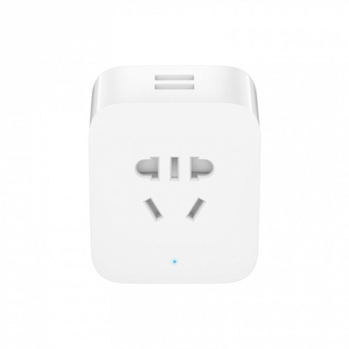 Универсальная розетка Xiaomi Power Socket 3 ZigBee 2 USB GMR4007CN