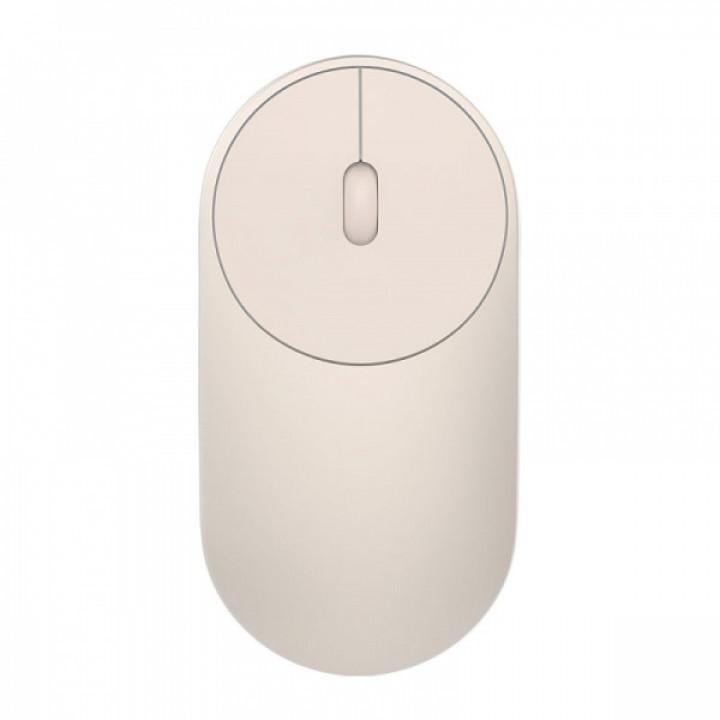 Мышь компьютерная Xiaomi Mi Portable Mouse Bluetooth rose gold