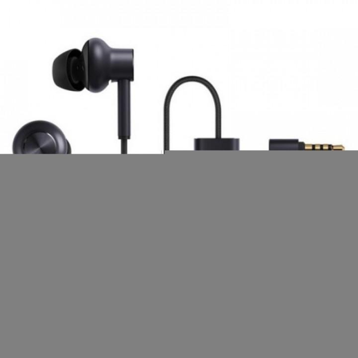 Стерео-наушники Xiaomi (Mi) Noise Cancelling Earphones (черные)