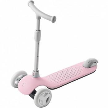 Детский самокат Xiaomi Rice Rabbit Scooter розовый