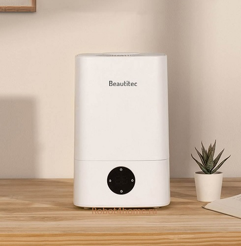 Увлажнитель воздуха Beautitec Ultrasonic Humidifier SZK-A500 robot4home.ru