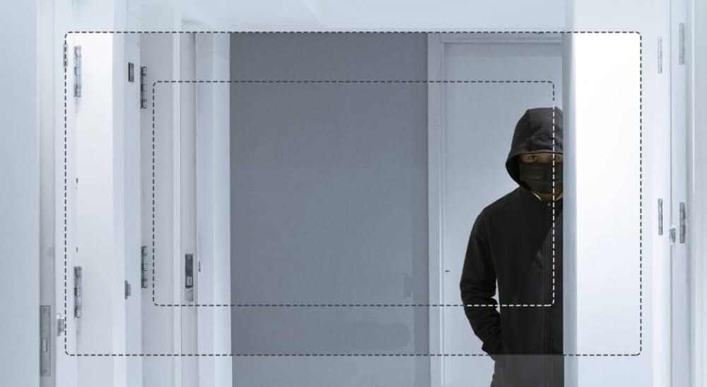 Умный дверной звонок Xiaomi AI Face Identification DoorBell 2 Black robot4home.ru