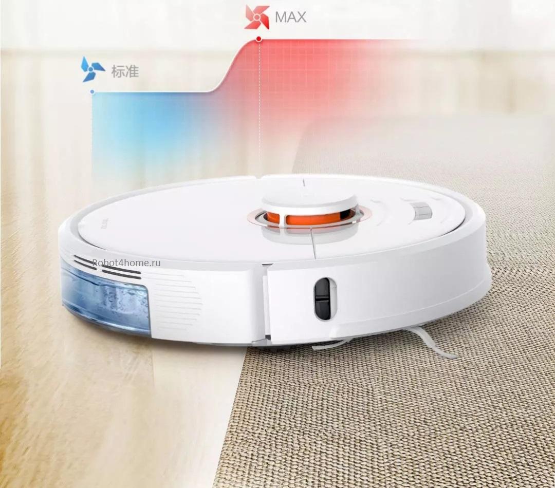 Робот-пылесос Xiaomi Mijia Robot Vacuum Cleaner Roborock T7 описание, характеристики, сравнение, видео, фото, обзор, отзывы на Robot4home.ru