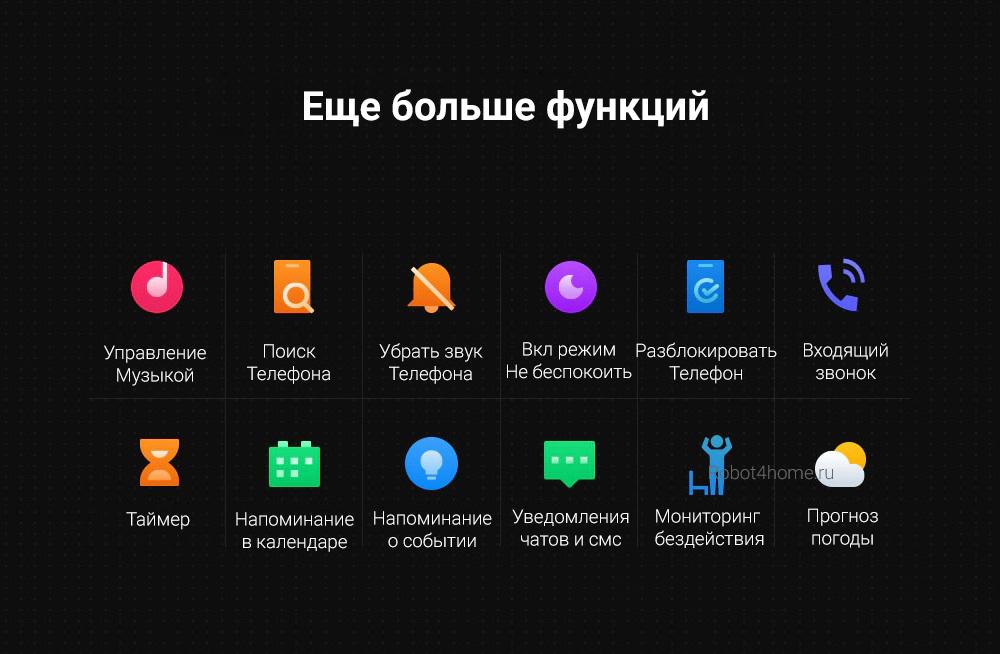 Фитнес браслет Xiaomi Mi Smart Band 6описание, фото, видео, гарантия, технические характеристики, инструкция, комплектация, отзывы robot4home.ru