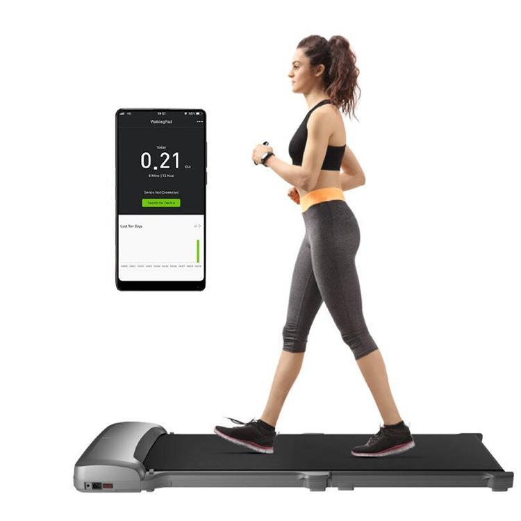 Электрическая беговая дорожка Xiaomi WalkingPad C1 (Русская версия) robot4home.ru