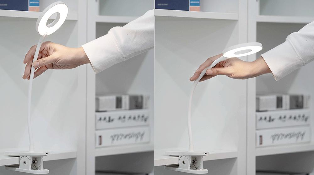Беспроводная настольная лампа с клипсой Xiaomi Yeelight LED Charging Clamp Table (YLTD10YL) robot4home.ru