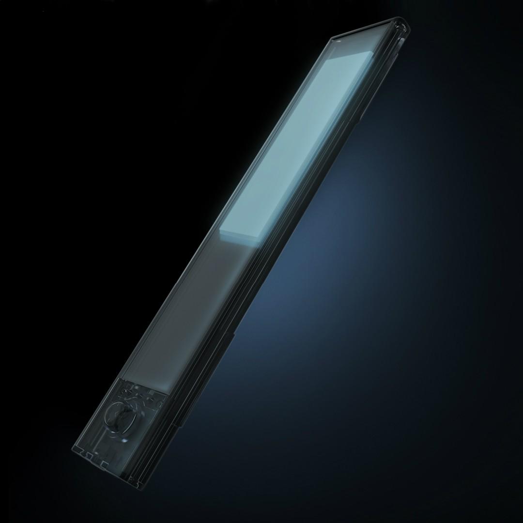 Панель освещения Yeelight Wireless Rechargeable Motion Sensor Light L20 YLYD002 (Black) robot4home.ru