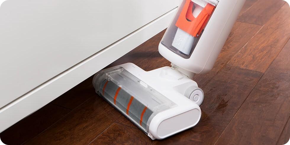 Беспроводной моющий пылесос SWDK FG2020 Wireless Cleaning Machine (белый) robot4home.ru