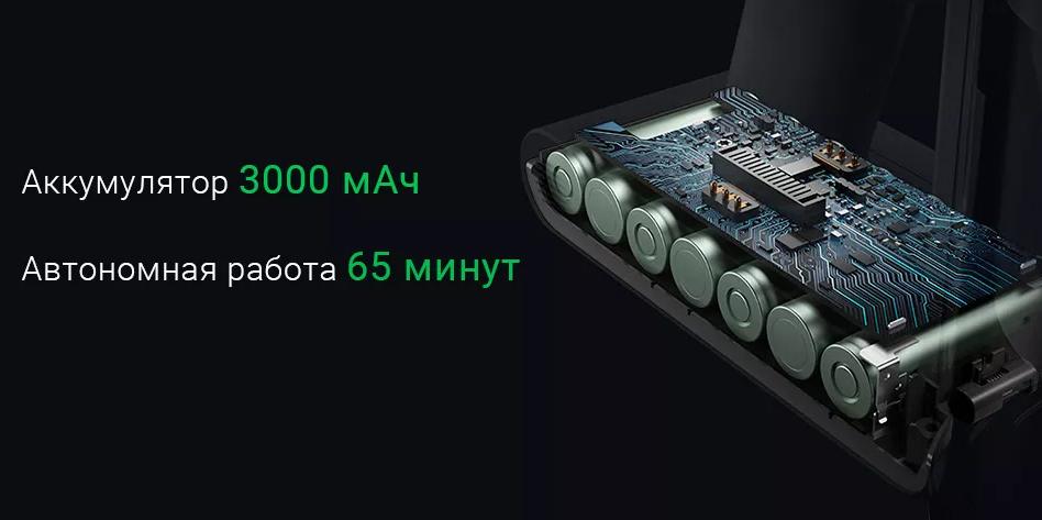Беспроводной пылесос Xiaomi Mi Mijia Cordless Vacuum K10 robot4home.ru